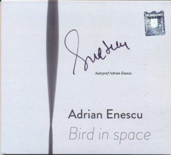 Adrian Enescu - Bird In Space