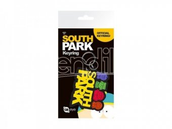 Breloc - South Park Logo Bagged Key Ring