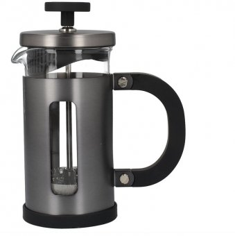 Cafetiera - French Press Pisa Gun Metal 350 ml