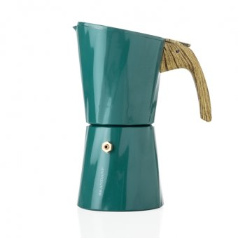 Cafetiera - Tower Vintage Blue Petrol 4 cup