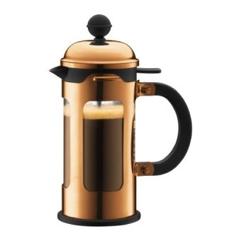 Cafetiera cu piston - Chambord French Press Coffee Gold 350ml