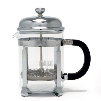 Cafetiera cu piston - Classic French Press Cafetiere Chrome