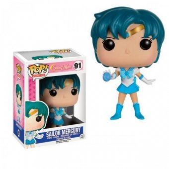 Figurina - Sailor Moon-Sailor Mercury