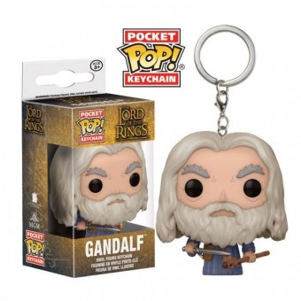 Figurina breloc - Gandalf-The Lord of the Rings