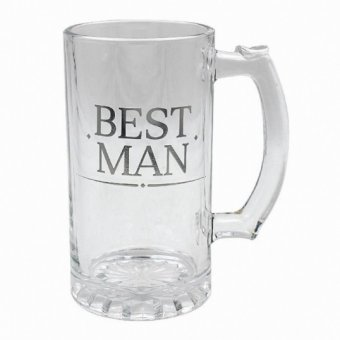 Halba sticla - Best Man Tankard