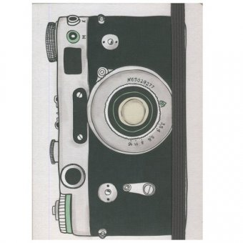 Jurnal - Photo Notebook Camera
