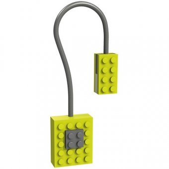Lampa carte - Block Light - Aurora Green