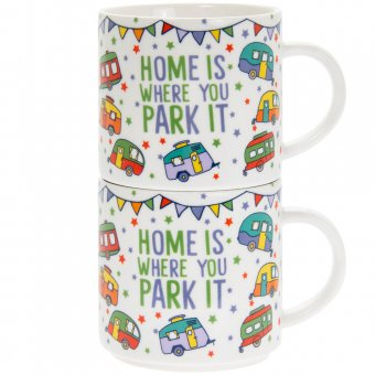 Set 2 cani - Home Is Where You Park It