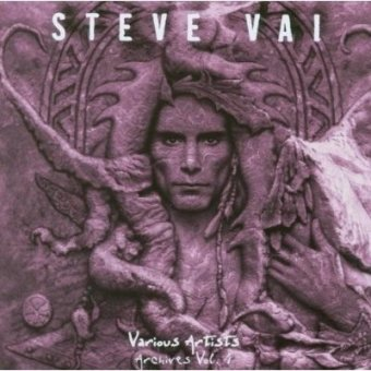 Steve Vai - Mystery Tracks Archive Vol.4