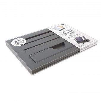 Suport carte - The New Brilliant Reading Rest - Classic Grey
