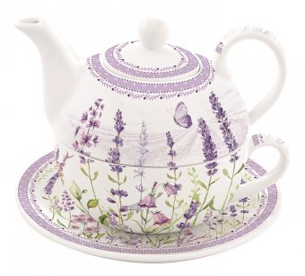 Tea For One - Lavender Field