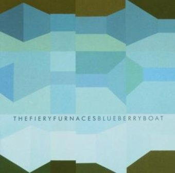 The Fiery Furnaces - Blueberryboat