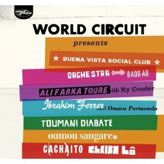 Various Artists - World Circuit Presents....