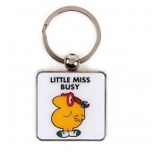 Breloc - Little Miss Busy Keyring