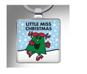 Breloc - Little Miss Christmas - Keyring