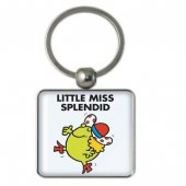 Breloc - Little Miss Splendid Keyring