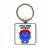 Breloc haios - Little Miss Giggles Keyring