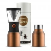 Cafetiera - ColdBrew Portable Cooper / Black 1000 ml