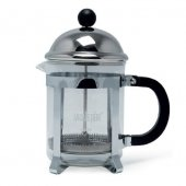 Cafetiera cu piston - Optima French Press Cafetiere Chrome