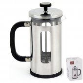 Cafetiera cu piston - Pisa Cafetiere French Press Chrome