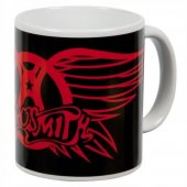 Cana - Aerosmith-Red Wings Logo