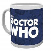 Cana - Doctor Who Logo