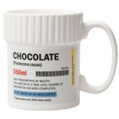Cana - Pill Pot-Chocolate