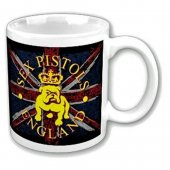 Cana - Sex Pistols Bulldog 8I Flag