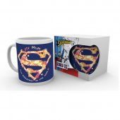 Cana - Superman Mothers Day Mum Greatest