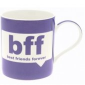 Cana cu mesaj - Best Friend Forever