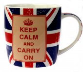 Cana cu mesaj - Keep Calm And Carry On