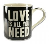 Cana cu mesaj - Love Is All You Need