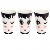 Cana de voiaj -  3X Cups Sets, Face  400 ml