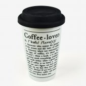 Cana de voiaj - Coffee Lover