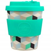 Cana de voiaj - Frescher With Turquoise Silicone 230ml