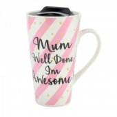Cana de voiaj - Mum Well Done Awesome Travel Mug