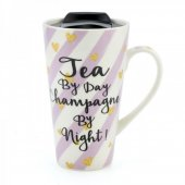 Cana de voiaj - Tea Champ Night Travel Mug
