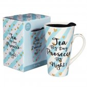 Cana de voiaj - Tea Prosecco Night Travel Mug