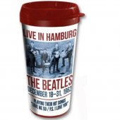 Cana de voiaj - The Beatles Hamburg Travel Mug 480ml
