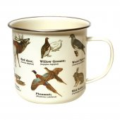 Cana metalica - Wild Animals - Enamel 500ml