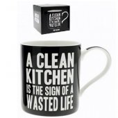 Cana portelan - A Clean Kitchen Is The Sign