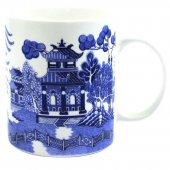 Cana portelan - Blue Willow - New