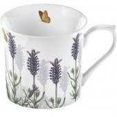 Cana portelan - Kew Lavender White Palace With Swing Tag