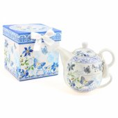 Set de ceai - Butterfly Garden Tea For One