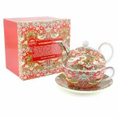 Set de ceai - Strawberry Thief Tea For One