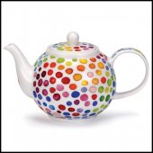 Ceainic portelan - Hot Spots Small Teapot 1200ml