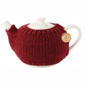 Ceainic portelan - KA Highland Fling Teapot And Cosy