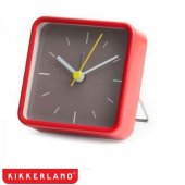 Ceas cu alarma - Alarm Clock With Stand Red