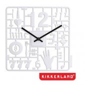 Ceas de perete - Kit Sprue Model Kit Clock