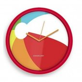 Ceas perete - Beach Ball Wall Clock 8